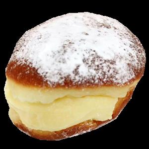 カスタードクリームサンド